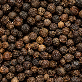Black pepper essential oil, certified organic