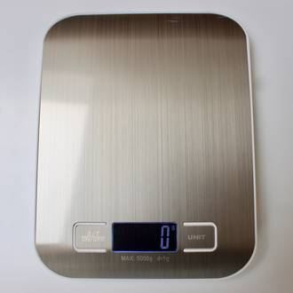 Scales: 5kg/0.1g
