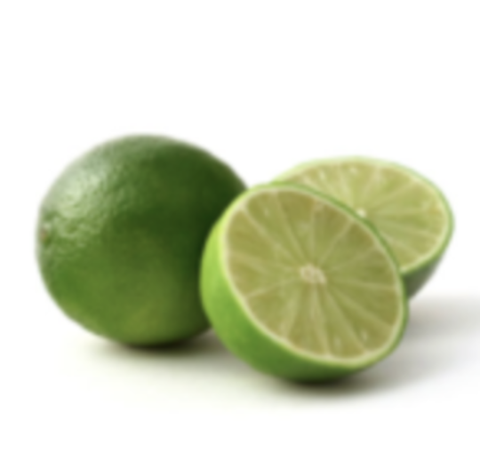 Lime essential oil, certified organic