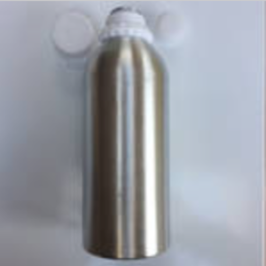 Aluminium bottle: 1L