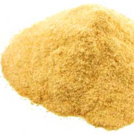 Orange peel powder, certified organic