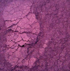 Purple mica