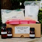 Solid shampoo & conditioner bars kit