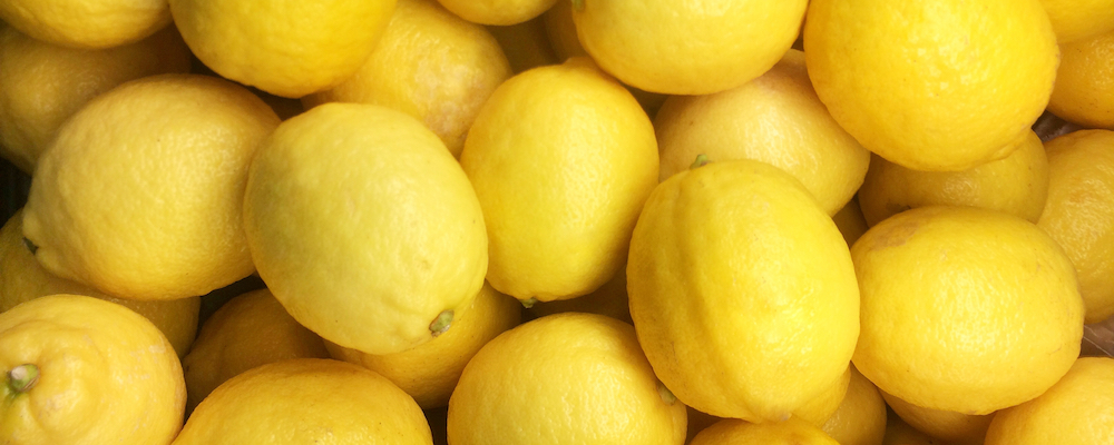 Lemon essential oil Go Native NZ
