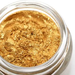 Gold sparkle mica