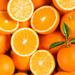 Orange essential oil, certified organic