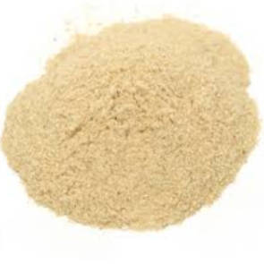 Lemon peel powder, certified organic