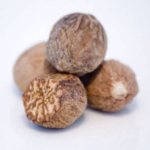 Nutmeg essential oil, certified organic