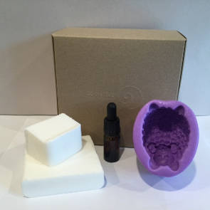 Sheep mini soapmaking kit